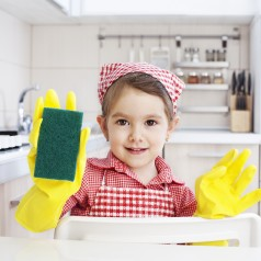 Getting Your Children to Help Around the House – Seriously!!!