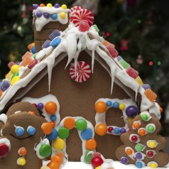 Gingerbread House Decorating…Gone Bad